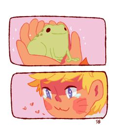 Naruto and frog Sasunaru, Naruto Cute, Naruto Funny, Naruto Shippuden Anime, Naruto And Sasuke, Anime Naruto, Otaku Anime, Fanart, Chibi