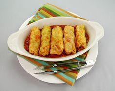 Daniel Fast Cabbage Rolls Recipe | Daniel Fast Recipes