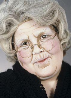 Ergebnis -Großmutter Schminkgesicht- #Karneval #Fasching #Schminke #Schminkgesicht #Schminkidee