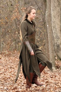 Tauriel Costume The Hobbit  for sale…..wear it to the movie opening
