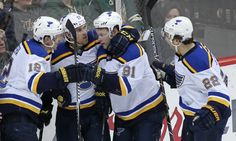 Blues Looking to Buck Recent History in 2015-16 - TSS  Last season, the St. Louis Blues were one of only five teams to register both 50 wins and 100+ points. Residing in the NHL's Central Division, the competition is stiff. However, the Blues have managed to hang out at or near the top the last four seasons under head coach Ken Hitchcock.....