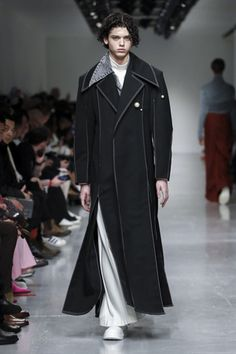 XIMONLEE presented by GQ China Menswear Fall Winter 2017 London