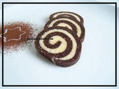 Kokosová roláda - chutná nepečená roláda Rum, Muffin, Cookies, Breakfast, Cake, Desserts, Christmas, Food, Crack Crackers