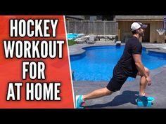 Hockey Workout - Youth Hockey Training - YouTube