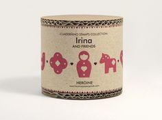 Irina Stamps set