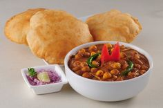 Chole – Bhature is one of the most popular dishes in India. is healthy and delicious dish !  Contact No: 02226865087 / 9323877002