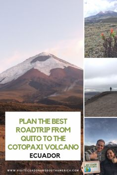 Plan the best road trip from Quito to the Cotopaxi volcano, Ecuador - Visit Ecuador and South America Ecuador, South America, Latin America, Altitude Sickness, Spanish Speaking Countries, Just Dream, Galapagos Islands, Guayaquil, Viajes