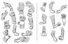 Mais artes de Zootopia, por Shiyoon kim, Byron Howard e Cory Loftis | THECAB - The Concept Art Blog