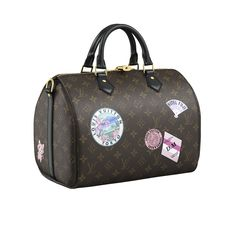 SPEEDY BANDOULIÈRE 30 MY LV WORLD TOUR Monogram - PERSONALIZATION   LOUIS  VUITTON ® 87fd309015