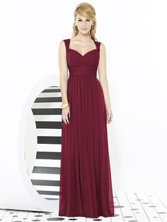 After Six Bridesmaids Style 6712 http://www.dessy.com/dresses/bridesmaid/6712/?color=burgundy&colorid=8#.VKn3r4g8KK0