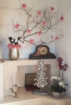 Easter Flower Arrangements, Easter Flowers, Indoor Orchids, Vase, Decoration, Home Decor, Decor, Decoration Home, Room Decor