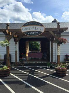 Green Maple Market is located at 7172 Lineweaver Road, Warrantor VA 20187.