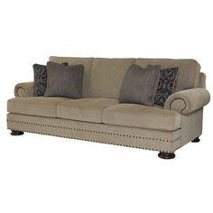 Bernhardt Fabric Foster Sofa
