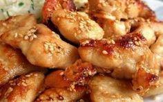Куриная грудка в маринаде на основе соевого соуса и карри обязательно оценят любители восточной кухни. Кунжут ещё ярче подчеркнет восточный колорит. Ингредиенты — Курица (грудки) —...