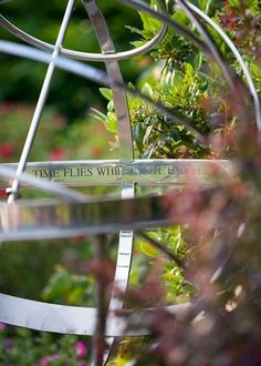 Personalized Engraving On Stainless Steel Armillary Sphere