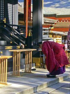 神主 Shinto Priest