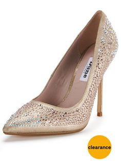 Dune Beautie Embellished Court Shoes | very.co.uk