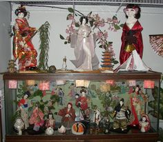 My Japanese Doll Collection by crokittycats on DeviantArt
