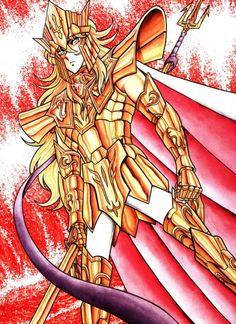 Saint Seiya Poseidon Manga