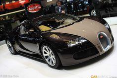 Bugatti-Hermes Veyron 2008