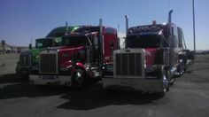 B Jeannie SchenkTruckers Ride For The Constitution 5 hours ago  We've been in trucking all of our lives and are conservative patriots. Both of our trucks will be shut down. We need to support the American people in their stand for freedom and our truckers for their sacrifice every day.