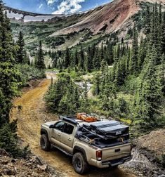 This DIY Tacoma Camper is Perfect — Overland Kitted Toyota Pickup 4x4, Toyota Tacoma 4x4, Tacoma Truck, Toyota Trucks, Toyota Hilux, Toyota Tundra, Ford Trucks, Overland Tacoma, Overland Truck