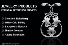 Jewelry Image Retouching Services   Outsource Jewelry Photo Retouching Services Outsource image offers jewelry photo editing services and jewelry photo retouching services to jewelry photographers. Professional jewelry photography editing services to jewelry product images.