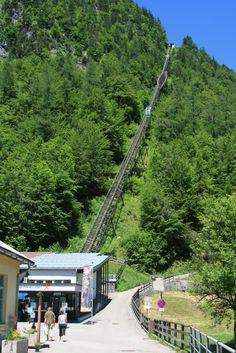 "salt mines austria salzburg | ... of Music movie, the Salzburg area overflows with ""Things to Do"