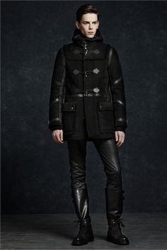 men's fashion & style - Belstaff Fall/Winter 2012