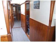 Long Passage, looking toward aft cabins