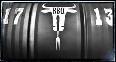 Selfmade bbq cover customized