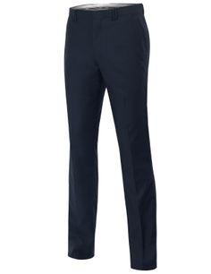 MENS SLIM STRAIGHT DRESS PANTS (KMBLP012) #doublju