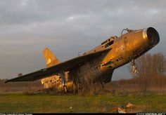 Abandoned Aircraft | The A1 Lightning: Britain's Most Famous Derelict Fighter Plane
