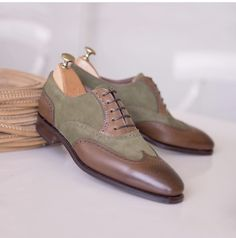 Carmina shoemaker, specialists in cordovan shoes, dress shoes Boys Shoes, Me Too Shoes, Men's Shoes, Shoe Boots, Shoes Men, Cordovan Shoes, Wingtip Shoes, Spectator Shoes, Fashion Shoes