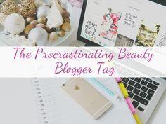The procrastinating blogger tag