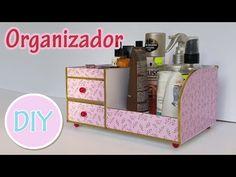 tutoriales mueble de cartón rinconera como el mueble de Yuya - @yuyacst - Manualidades DIY - Isa ❤️ - YouTube