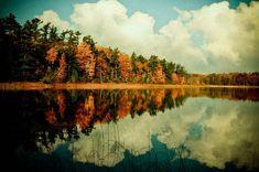 Birth of a Cloud Art Print, autumn landscape Fine Art Photography, Landscape Photography, Reflection Photos, Olivia And Joy, Cloud Art, Woodland Decor, Landscape Lighting, Autumn Inspiration, Beautiful Images