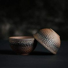 Japanese Coarse Pottery Small Tea Cup In Coffee Chinese Kung Fu Cups Stoneware Mugs, Ceramic Bowls, Small Tea Cups, Retro, Tea Art, Tea Bowls, Vintage Ceramic, Handmade Ceramic, Glazed Ceramic