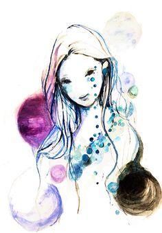 Illustration: Tokyo Waterillustrated by Ai Natori