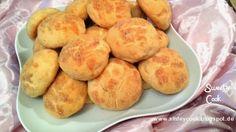 Sweety-Cook: Türkische poğaça (pastete) mit Paniermehl