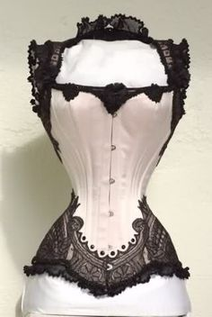 corset with sleeves - Google Search