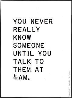Very, very true. Reminds me of Elizabethtown. Love, love, love.
