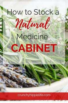 natural medicine cab