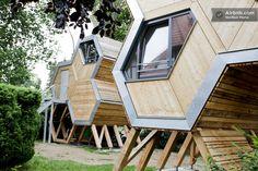 Wunderschönes Design Baumhaus in Wismar