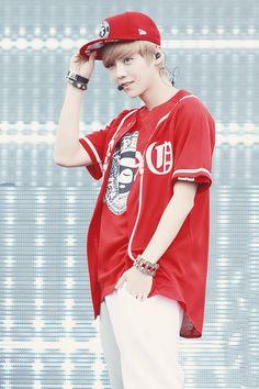 Exo - Luhan ; You cute little shit you.
