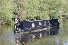 Jacaranda is a luxury 65ft long canal boat