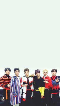 Wallpaper Kpop Wallpaperkpop EXO SEVENTEEN BTS WANNAONE