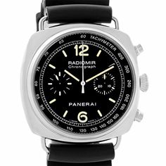 Men's Certified Pre-Owned Watches - Officine Panerai Radiomir automaticselfwind mens Watch PAM00288 Certified Preowned *** You can find more details by visiting the image link. (This is an Amazon affiliate link)