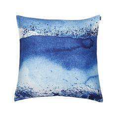 Marimekko - Luovi Kissenbezug 60 x 60 cm, blau