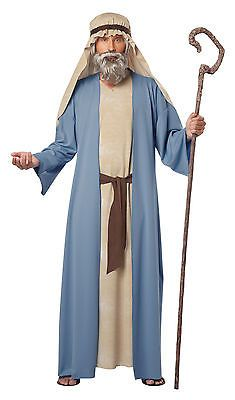 Noah Herdsman Biblical Religious Bible Christmas Adult Costume